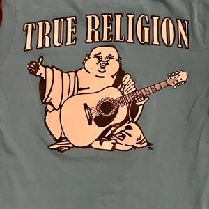 True Religion Boys Buddha Logo Tee